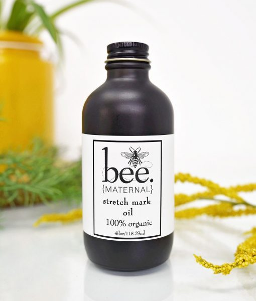Organic Belly Oil